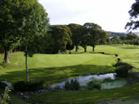 Colvend Golf Club - Overview of one of our fairways